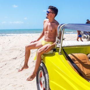 Três praias em um dia pelo Litoral Leste do Ceará