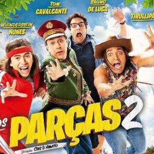 """""""Os Parças 2″ ganha cartaz e chega aos cinemas em novembro"""