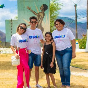 Projeto Friends da Liberdade mostra histórias de filhos de Redenção