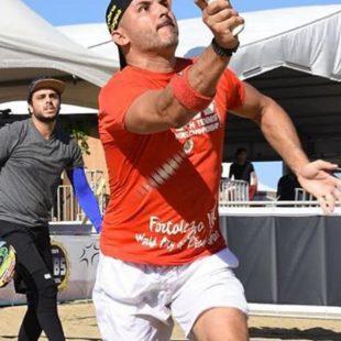 Atleta de beach tennis Rodrigo Carvalho é o novo integrante do AYO Team