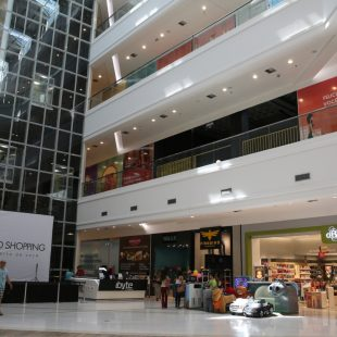 Grand Shopping é ponto de coleta para arrecadações do Movimento Supera