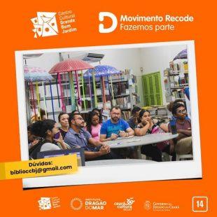 Centro Cultural Bom Jardim divulga programação online para o mês de Abril