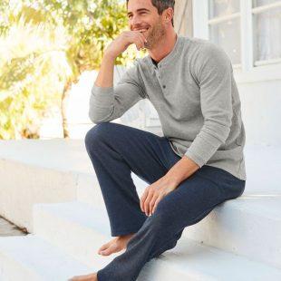 Look pra ficar em casa: Conheça a tendência loungewear.