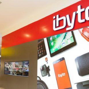 ibyte registra alta de 285% de crescimento de vendas online