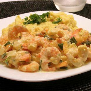 Torne seu final de semana mais gostoso com os camarões da estrela do mar
