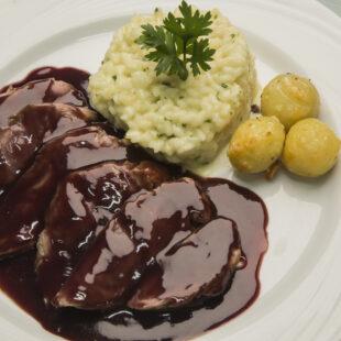 De frutos do mar a carnes brancas: confira os pratos principais do Caravaggio Cucina & Vino