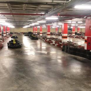 Maior pista de kart do Ceará chega ao Grand Shopping