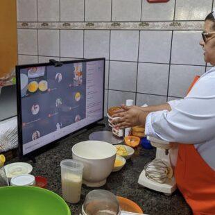 Escola de Gastronomia Social oferta 480 vagas para cursos on-line em janeiro